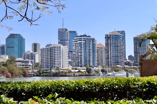 Kangaroo Point buildings