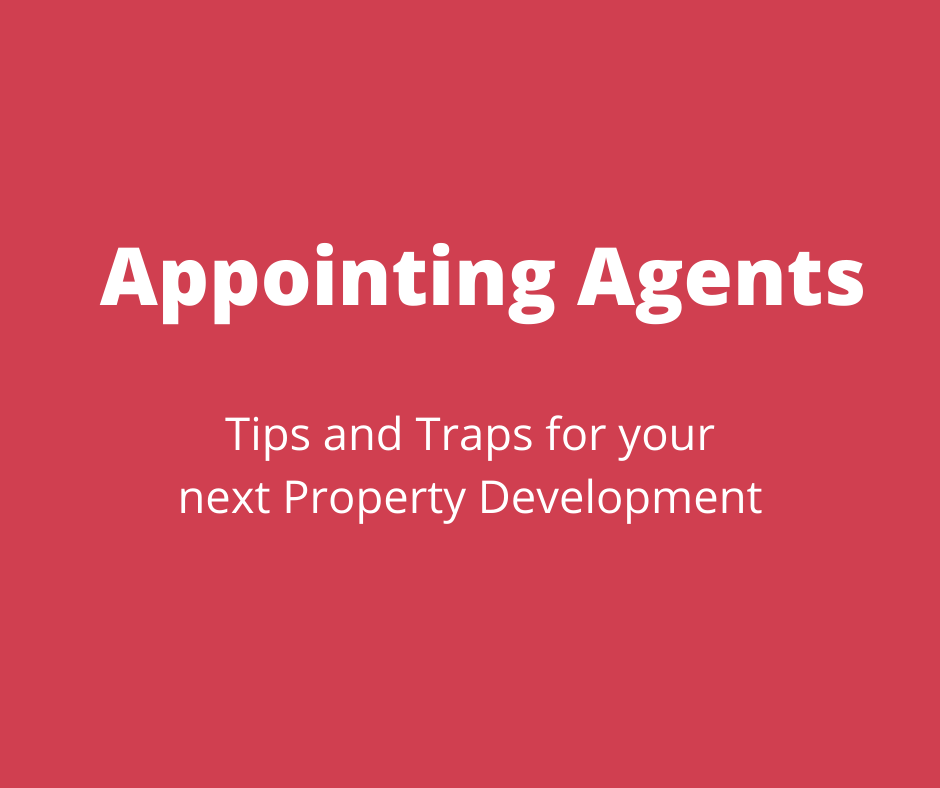 Appointing agents
